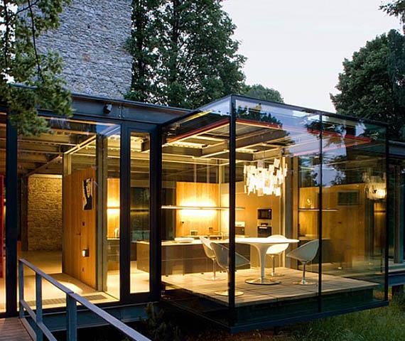 Modern architecture Velvet Palette - ^