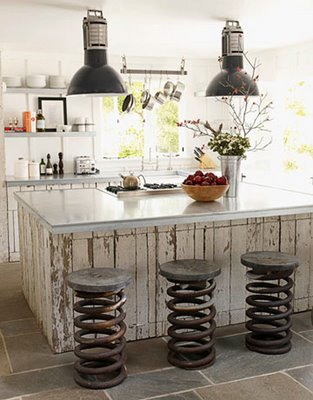 Industrial Kitchens | Velvet Palette