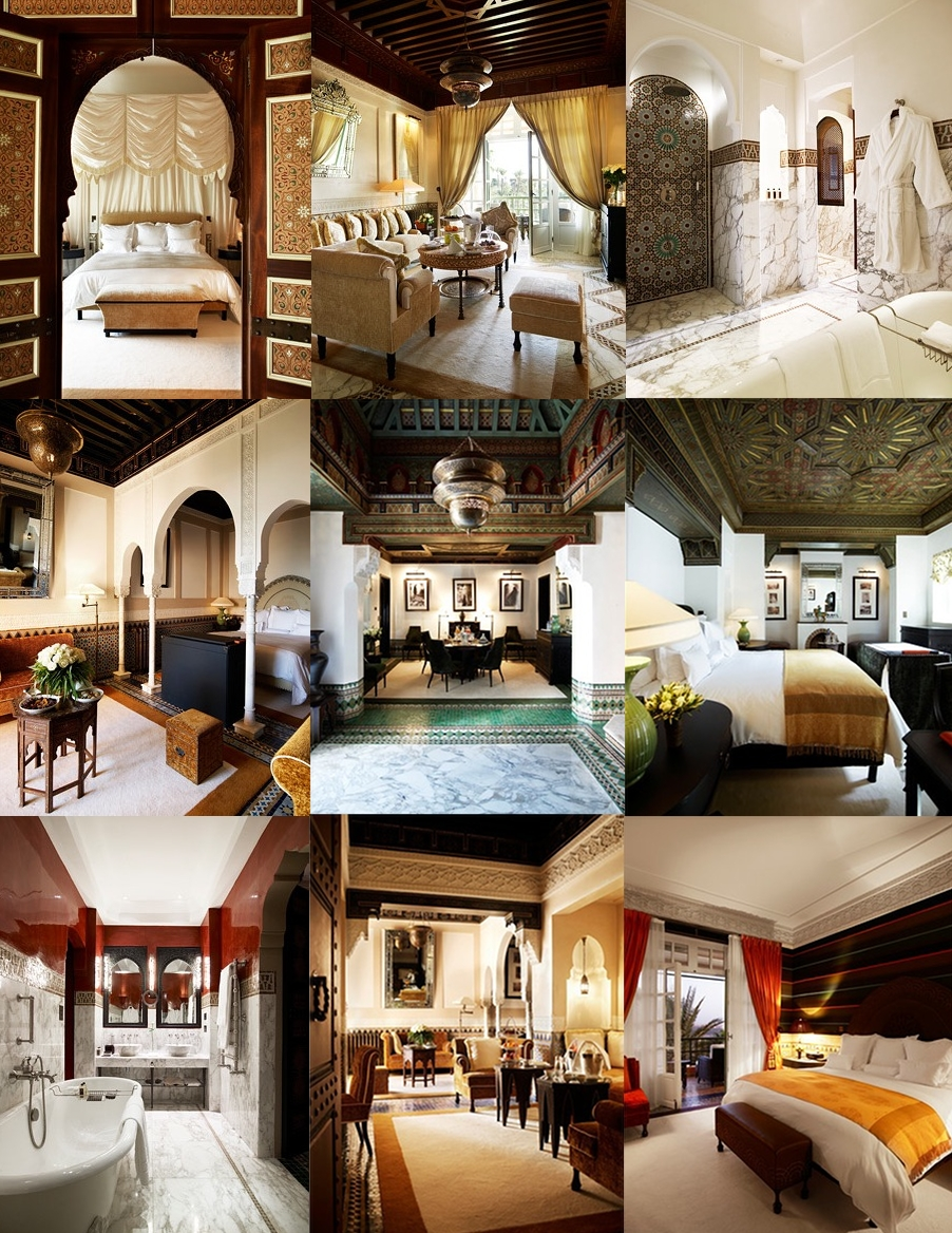 Moroccan Revisited.