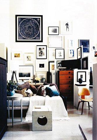 Magnificent Artsy Living Room Decor Ornament