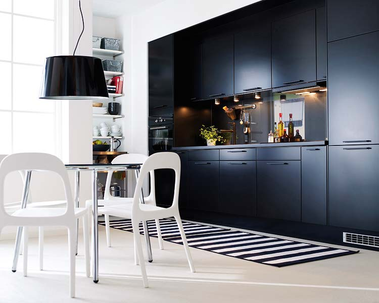 Modern scandinavian kitchen velvet palette for Modern scandinavian kitchen design