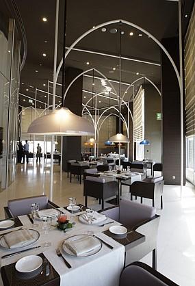 Buddha Bar Dubai Velvet Palette