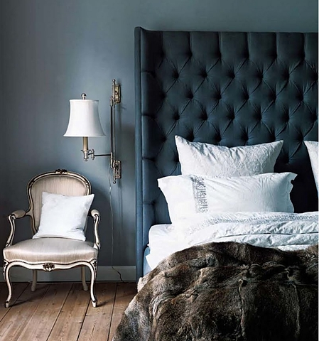 Bedroom Design Velvet Palette
