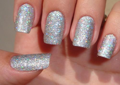 Glitter Nail Polish Velvet Palette