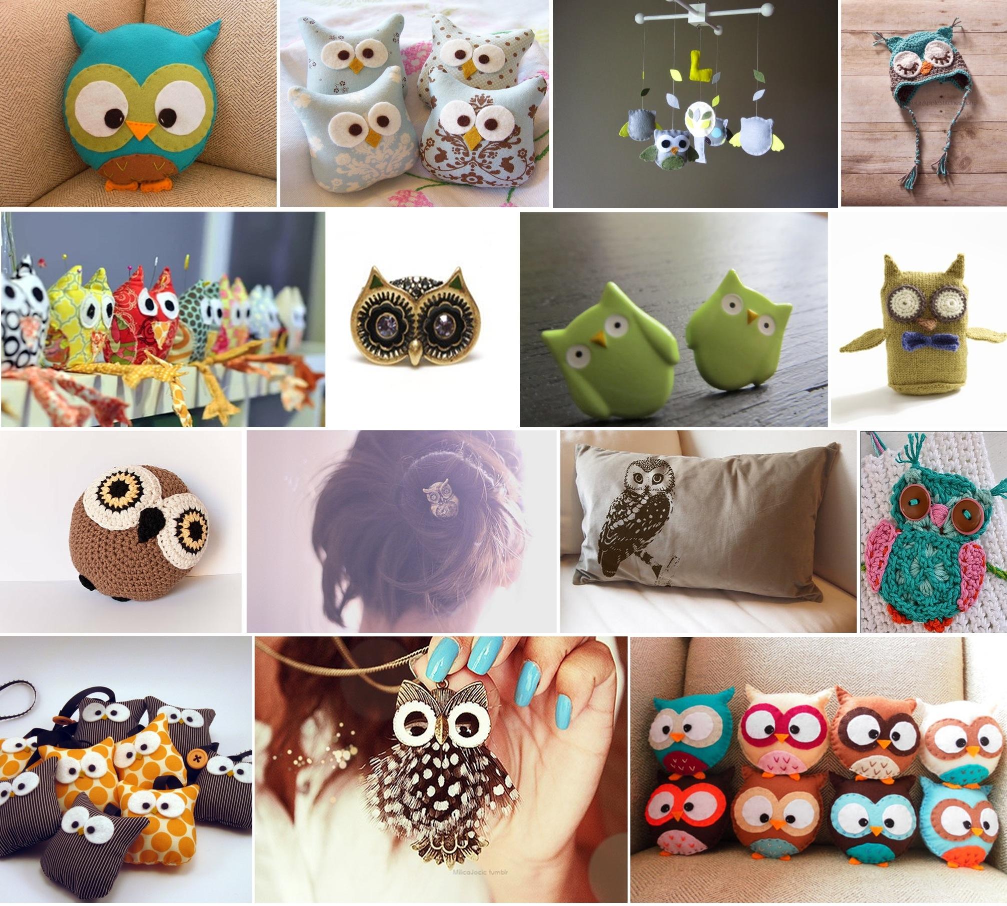 Owl Stuff Velvet Palette