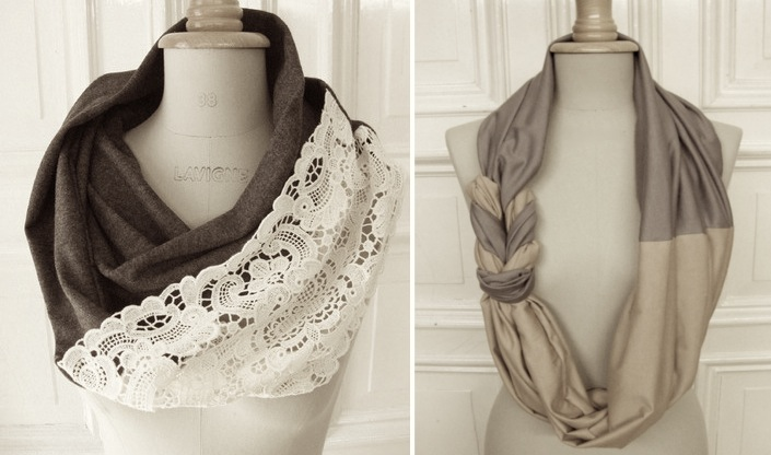 Scarf ideas.. | Velvet Palette
