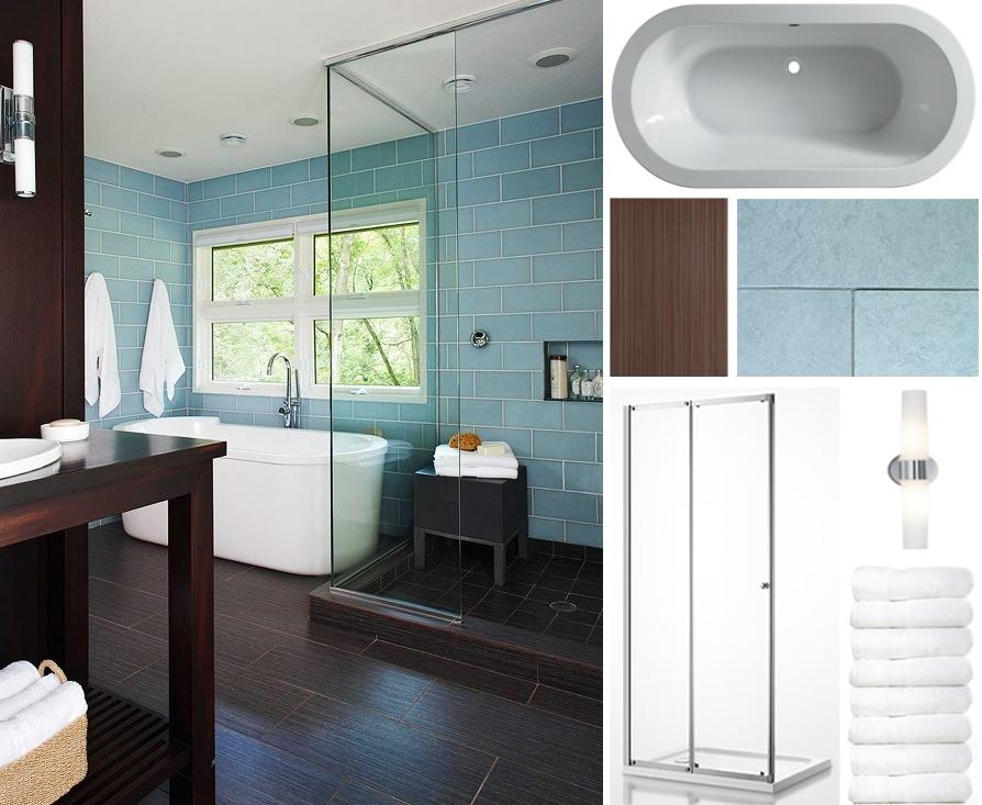Modern Bathroom Furniture Velvet Palette